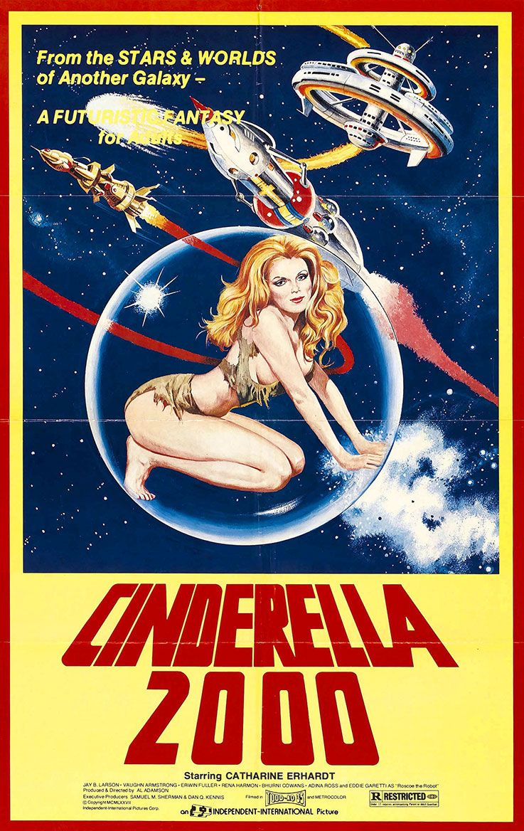 Cinderella 2000 1977 Movie Posters Poster Vintage Movies