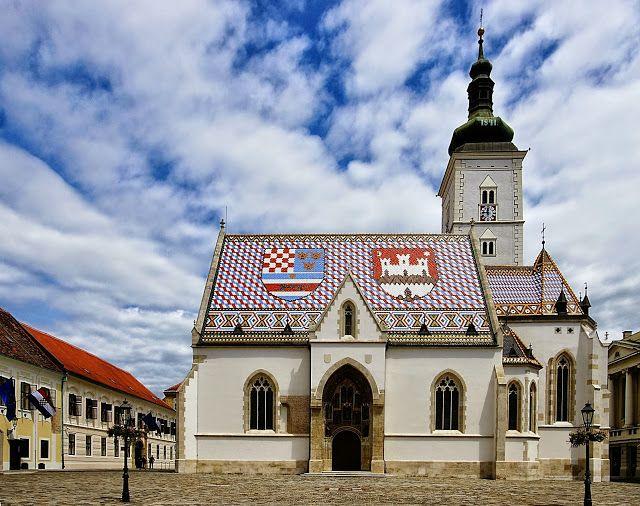 Gornji Grad Medvescak Zagreb Croatia Zagreb Croatia Croatia Zagreb