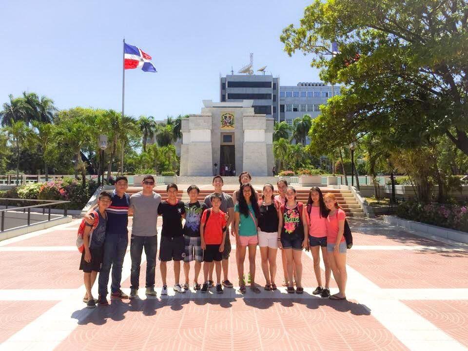 Campamento en Dominicana con la selección nacional 2015 #VaXNuevoLeon
