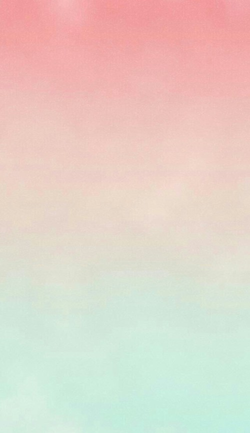 Ombre wallpaper green pink iPhone 6 Pinterest Ombre