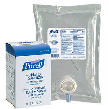 Purell Nxt Instant Hand Sanitizer Refill 1 000ml Goj 215608 Ea