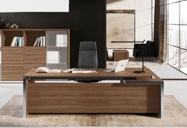 Thorens est une gamme de mobilier de bureau variée et de qualité