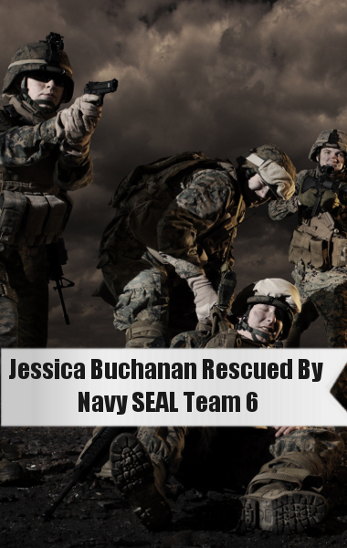 Dr Phil Jessica Buchanan Rescued By Navy Seal Team 6 After 93 Days Navy Seals Seal Team 6 Us Navy Seals