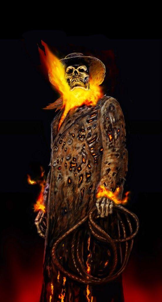 Ghost Rider Carter Slade   Geek & Sundry   Ghost rider