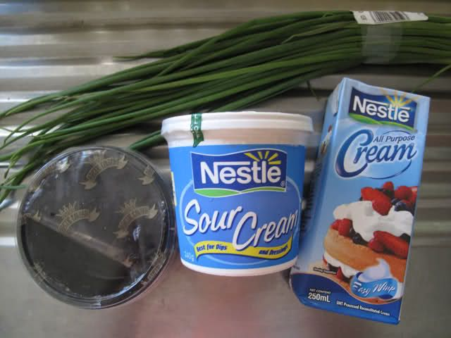 Nestle Sour Cream
