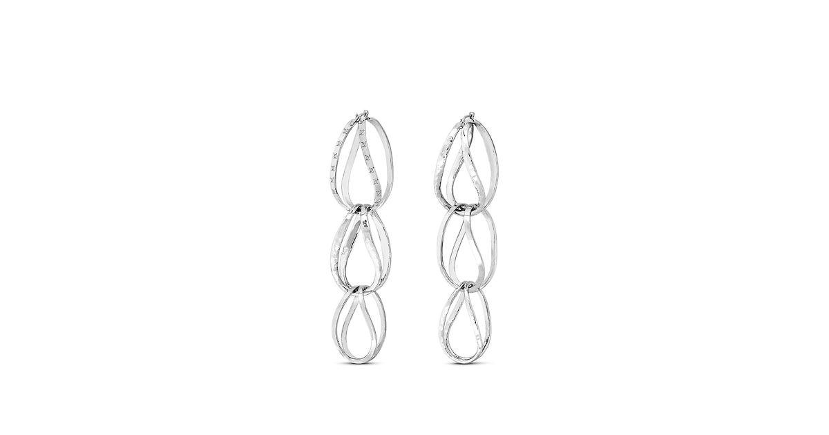 85e6b839b1 Infinivy 3 Maillons Earrings in 2019   acces   Earrings, Louis ...