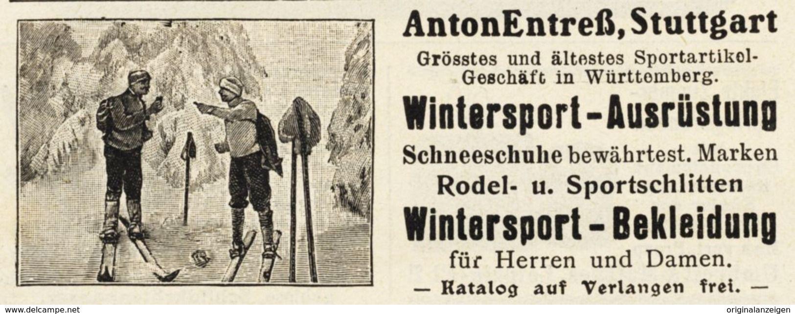 new style 660cb 79cd1 Original-Werbung/ Anzeige 1908 - SPORTBEKLEIDUNG ANTON ...