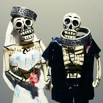 Best Dia De Los Muertos Wedding Cake Topper Gallery - Styles ...