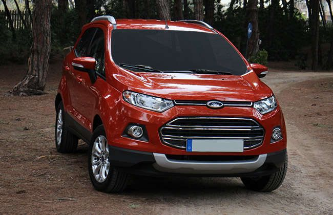 Used Certified Cars In Bangalore 2016 Petrol Ford Ecosport 7