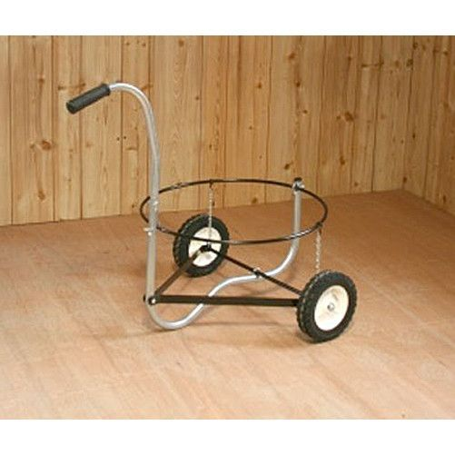 Muck Bucket Cart | Barn hacks, Bucket, Horse barns