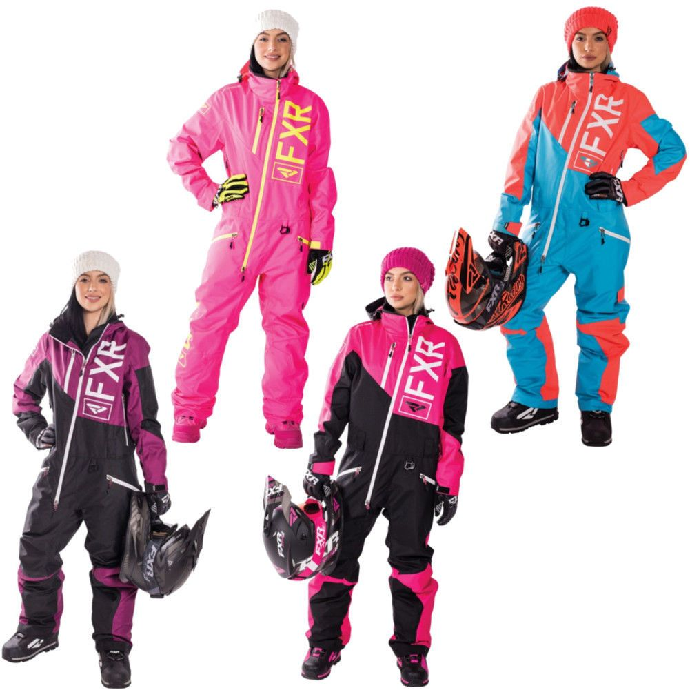 7f365b6d1ce5 Fxr Squadron Insulated Womens Sled Skiing Snowboard Snowmobile ...