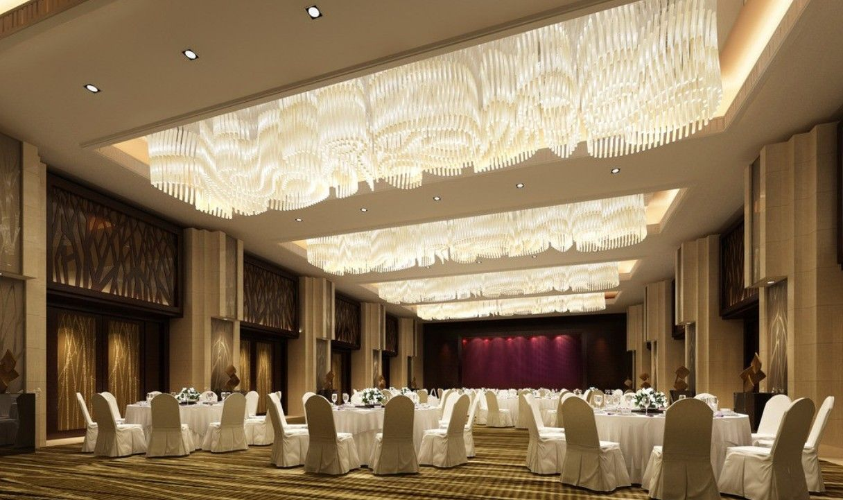 Choosing the best from all the banquet halls in hyderabad for New interior design for hall