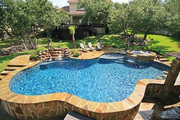 Austin Custom Pool Designs Amazing Swimming Pools Spa Pool Custom Pools