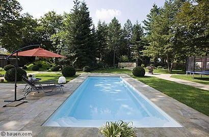 der monoblock swimming pool | pool | pinterest | schwimmbäder, Garten und Bauen