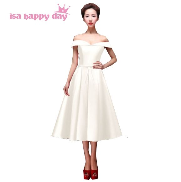 tea legnth women special occasion elegant sleeveless lace up back ...