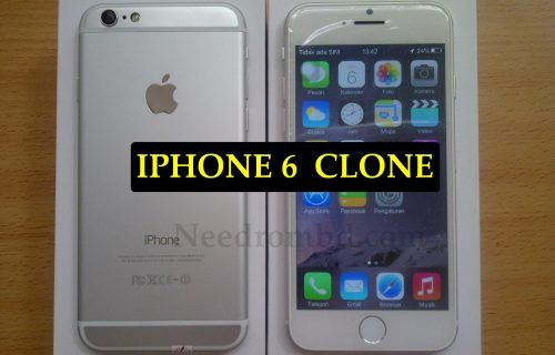 Iphone 6 MT6571 Nand Clone Firmware Without Password