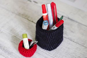 How to Crochet a Box.