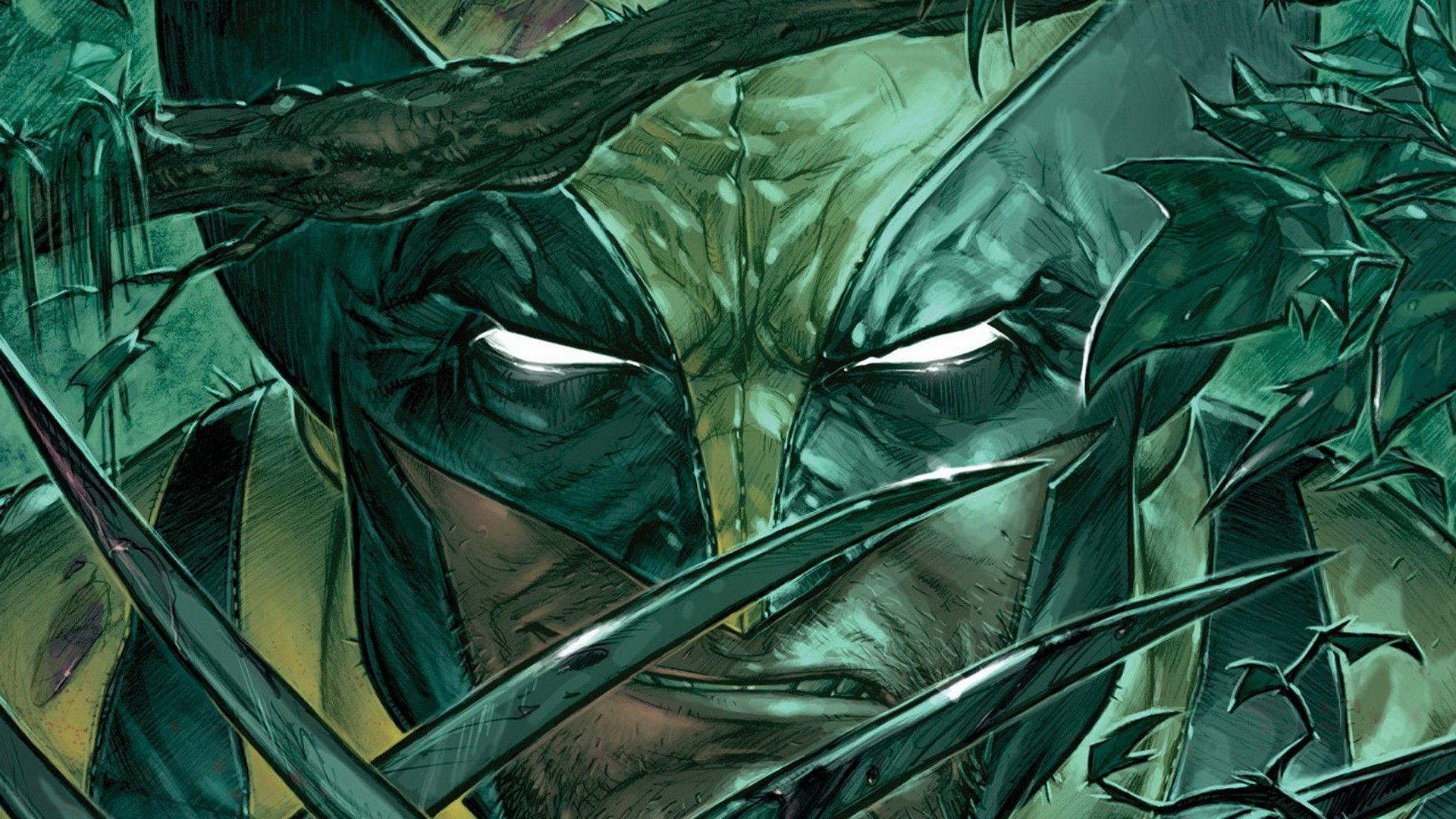 Comics X Men Wolverine Artwork Marvel 1920x1080 Wallpaper