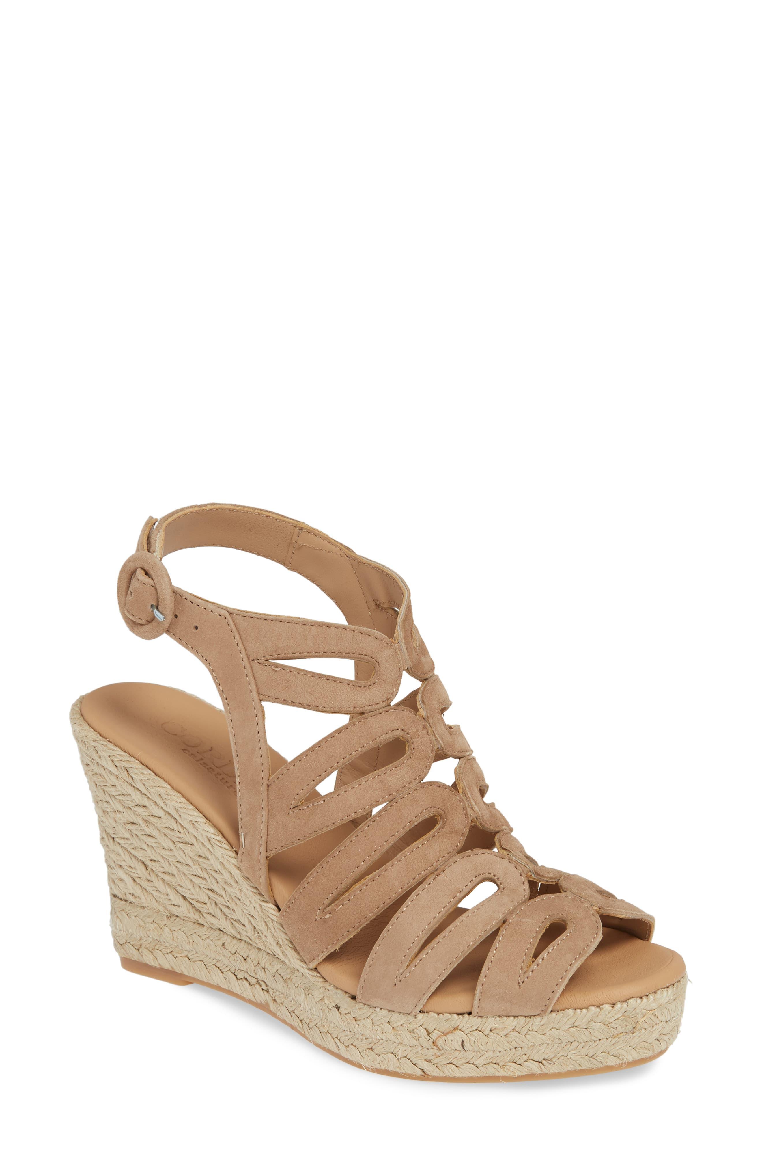 0b88ed375d9 Women's Cordani Ezra Espadrille Wedge Sandal, Size 5.5US / 36EU ...