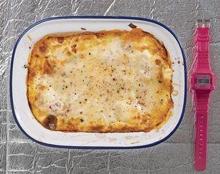 Mascarpone-Gemüse-Lasagne