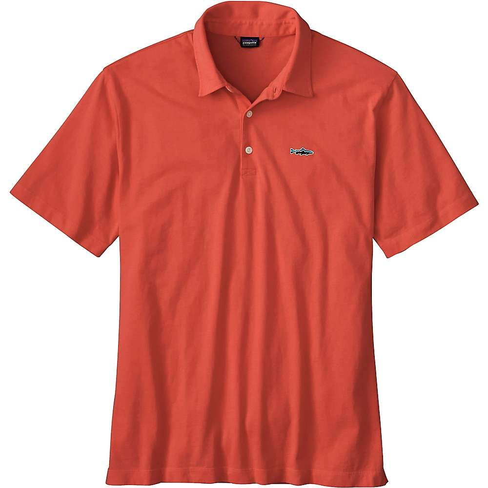 07c3b1470 Patagonia Men's Trout Fitz Roy Polo | Products | Shirts, Patagonia, Polo