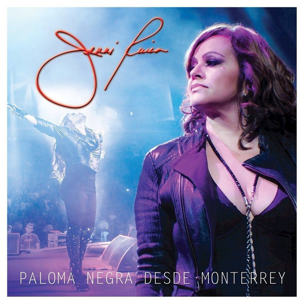 Jenni Rivera Paloma Negra Desde Moneterrey Deluxe Products