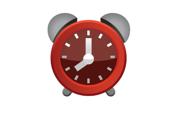 Pin by Shelley Fiverr on emoji mantra | Clock, Alarm clock