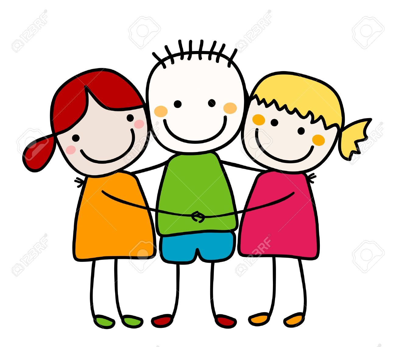 Family Relations Are The Purest Form Of Friendship Flavorsofworld Com Stick Drawings Stick Figure Drawing Art Drawings For Kids