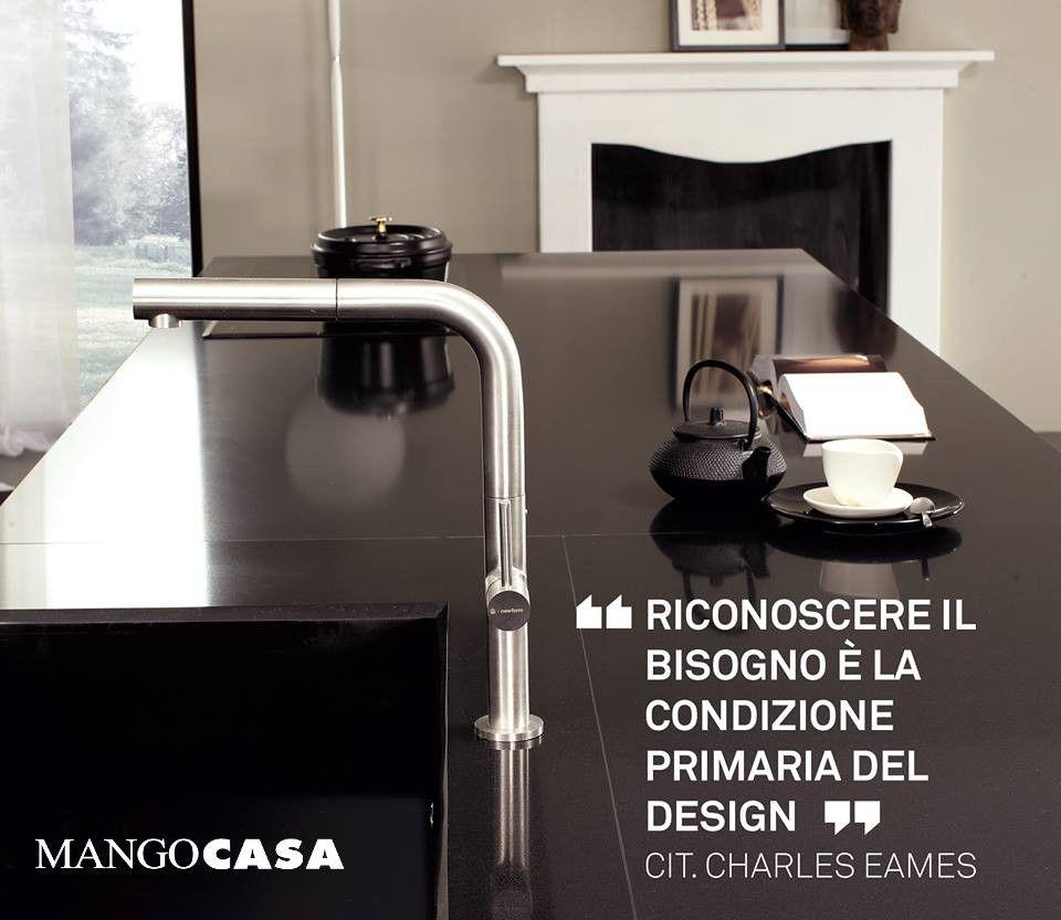 Riconoscere il bisogno è condizione primaria del design - Charles Eames