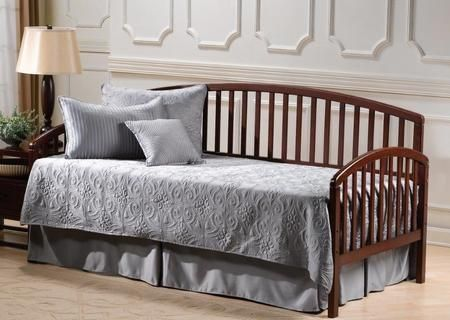 1593DBLHTR Carolina Daybed with Trundle Included Suspension Deck - Daybed Images