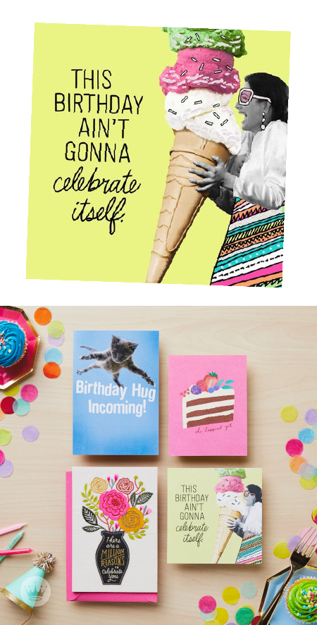 No Counting Calories For Your Birthday Friend As You Give Her Triple Decker Wishes With This Larger Than Life Ice Cream Cone Card From Hallmark