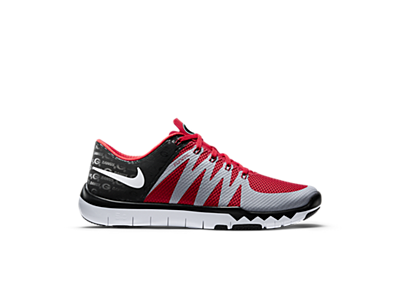 Nike Free Trainer 5.0 V6 AMP (Georgia) Men's Training Shoe