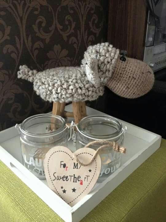 Boekje Hobbeldieren Haken Very Nice Crochet Pinterest