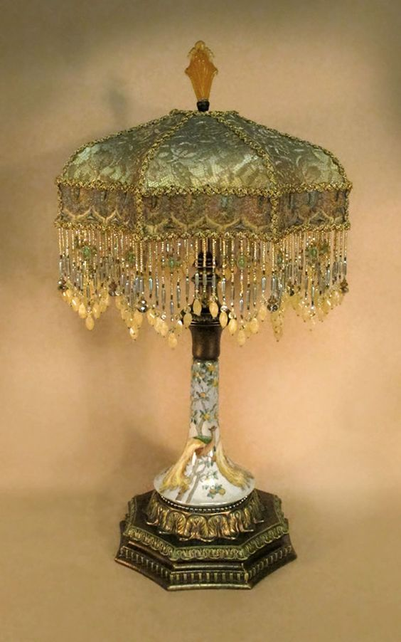 Antique Table Lamps Value Custom Antique Table Lamp With Victorian Lamp Shade  Φωτιστικα  Pinterest