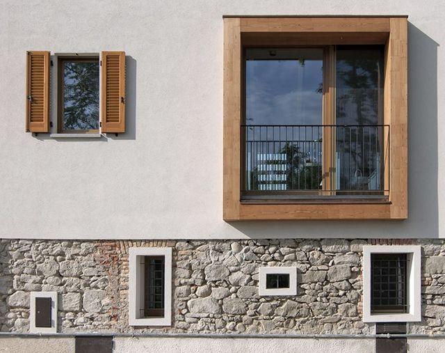 Ex fienile architettura moderna pinterest - Architettura casa moderna ...