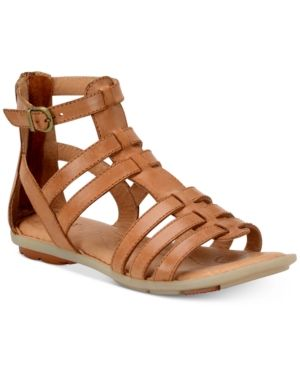 f9b493e04873 Born Tripoli Gladiator Sandals - Brown 10M