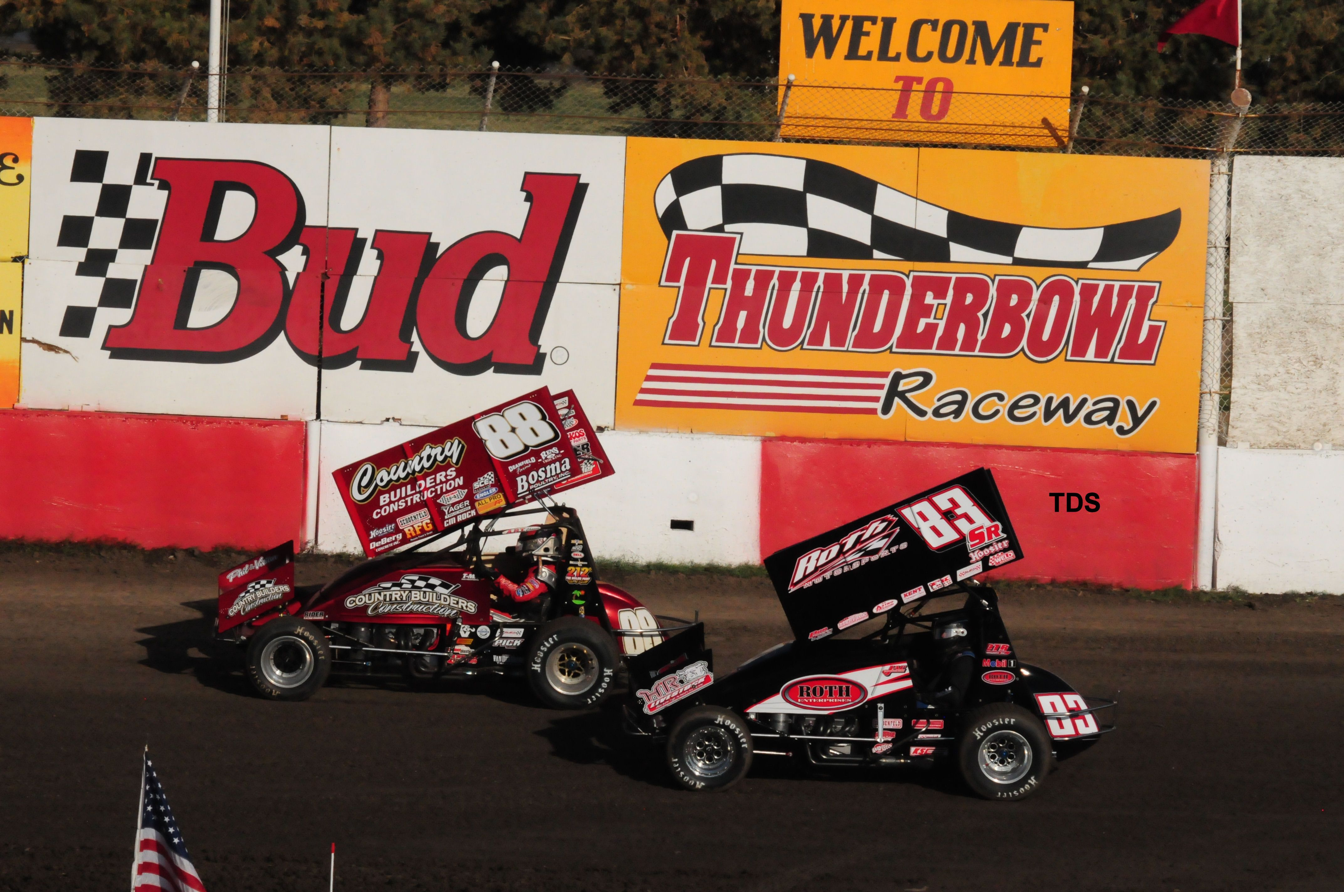 Wild child and Terry.  Tulare, Calif   Trophy Cup 2013