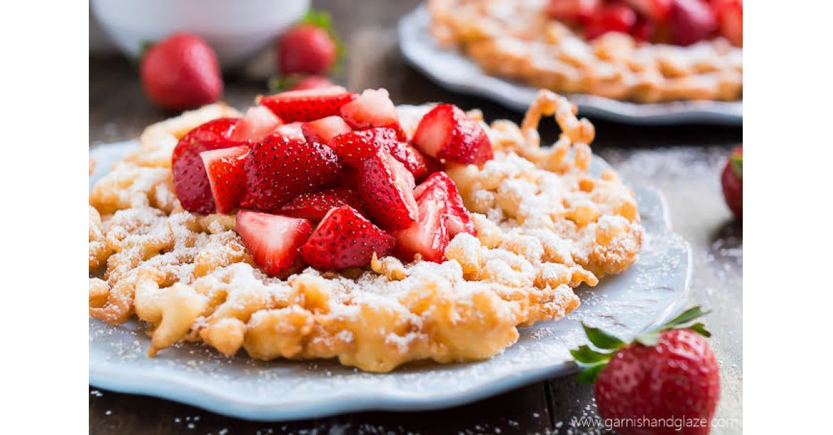 Gluten free funnel cakes mix in 2020 homemade funnel