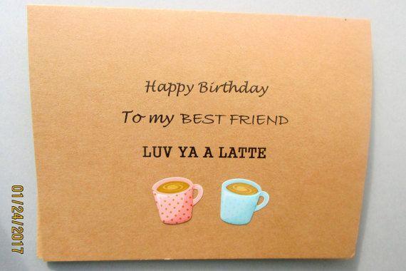 Happy Birthday To My Best Friend Card Happy By Storybookgreetings