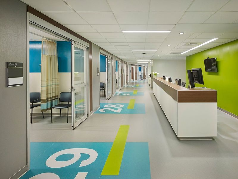 The Winners Of The Iida Healthcare Interior Design Competition