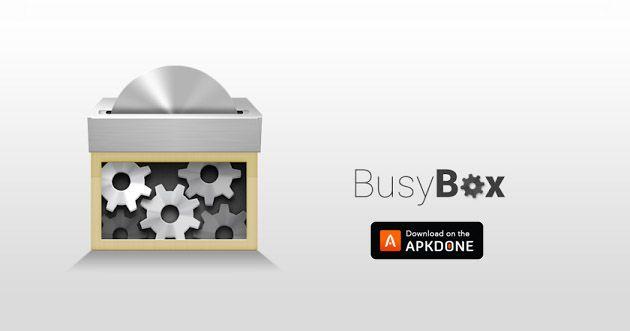New APK BusyBox Pro 70 (MOD Premium) Updated