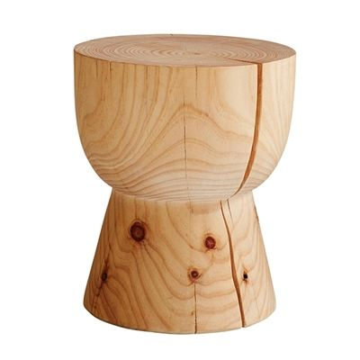 Egg Cup Pine Furniture Timber Furniture Stool