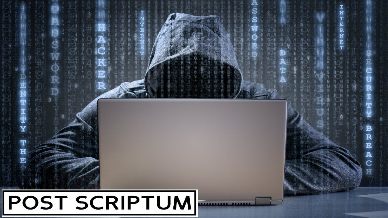 Post Scriptum Feel Secure When Sharing Online Documents