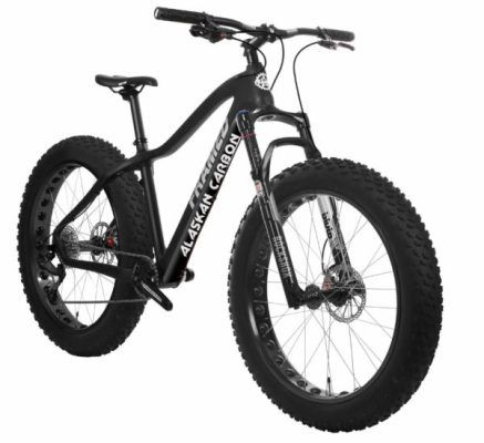 Framed Alaskan Carbon Fat Bike Giveaway Now You Can Get Fit In Awesome Style With