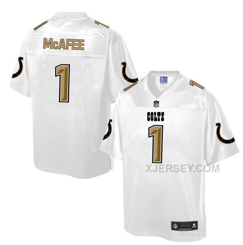 7594215e9 nfl jersey quality levels Nike Colts Pat McAfee White Men s NFL Pro Line  Fashion Game Jersey