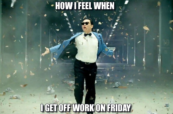 How I Feel On Friday After Work Funny Meme 9gag Funny Funny