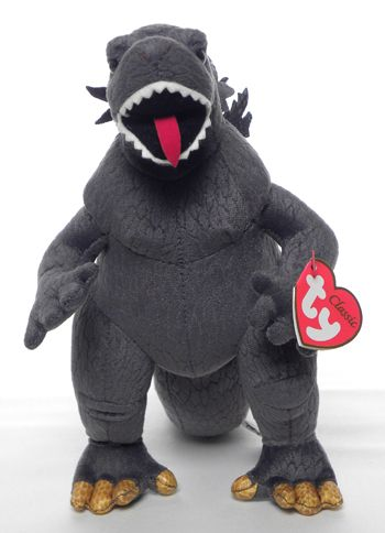 Godzilla (black eyes) - dragon - Ty Classics  704093398d8