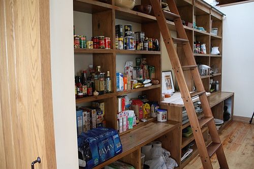 I Love The Pioneer Woman S Pantry The Ladder Is A Must