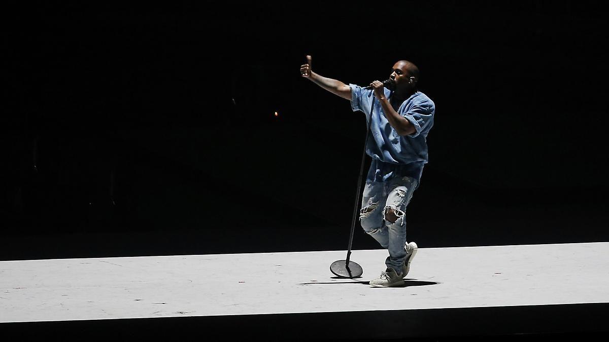 Haupteinnahmequelle Streamingdienste: Kanye streamt sich in die Geschichtsbücher