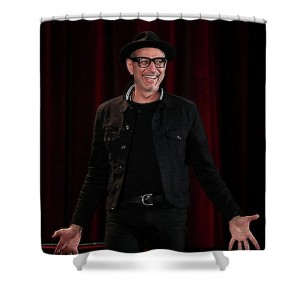 Jeff Goldblum Shower Curtain In 2020 Shower Curtain Curtains Curtains For Sale